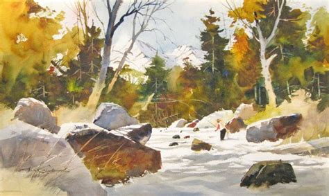 Georgia Watercolor Artists Tony Couch American Pinterest