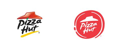 brand new new logo and identity for pizza hut by la