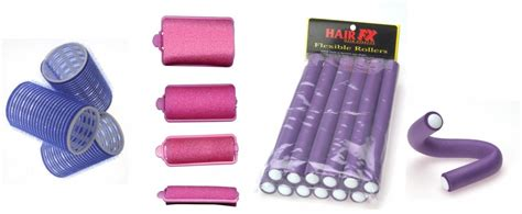Different Types Of Curlers For Hair by Different Types Of Hair Rollers Www Pixshark