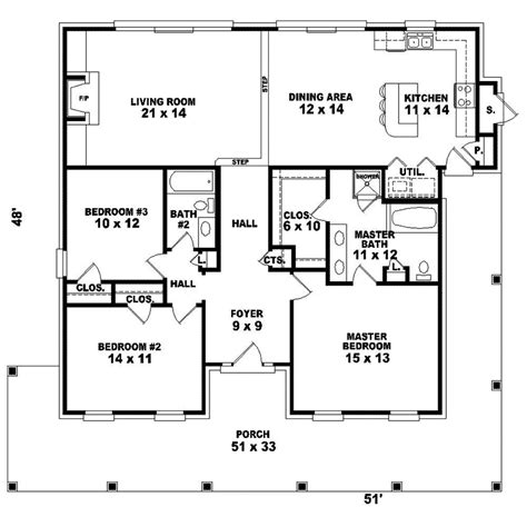 holiday builders floor plans morro bay acadian home plan 087d 0117 house plans and more