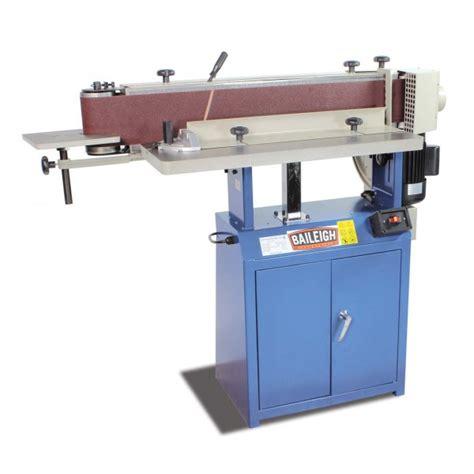 edge sanders woodworking edge sander es 6100 oscillating sander baileigh industrial