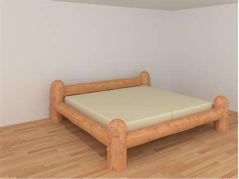 Großes Bett Selber Bauen by Wand Gestalten