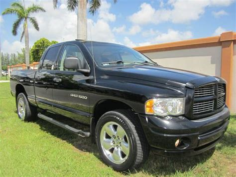 2005 dodge ram 1500 4 door buy used 2005 dodge ram 1500 slt crew cab 4 door 4