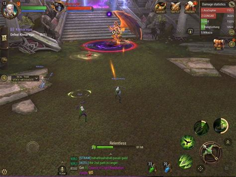 crusaders of light vs lineage 2 revolution best online rpg games pc philippines gamesworld