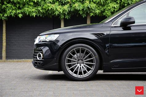 abt audi qs7 puts on 22 quot custom wheels in the netherlands