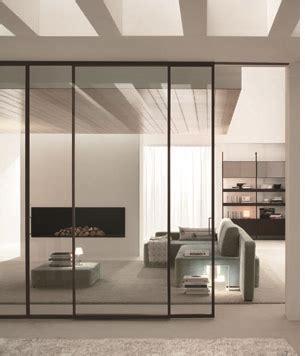 porte da interno con vetro collezione porte da interno in vetro dividere ed unire