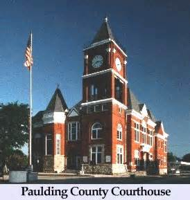 Paulding County Court Records Report On Howell Craton S Ancestry