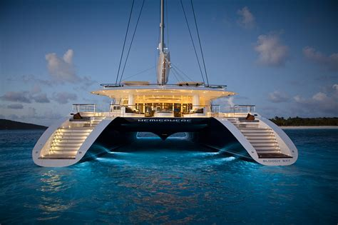 catamaran hemisphere the luxury sail yacht hemisphere