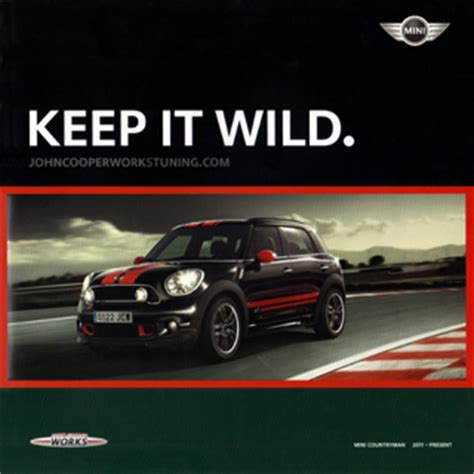 News Presenting Accessories Catalog 2007 by New Mini Countryman Accessories Catalog Library Of
