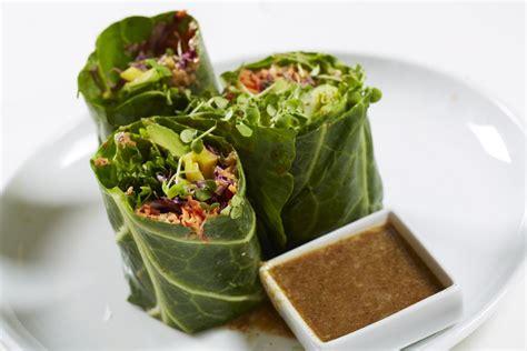 Organizing A Home by Raw Vegan Lettuce Wrap Burrito Vegan Recipe