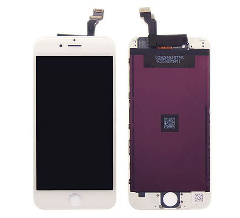 iphone 6 lcd display replacement with digitizer glass