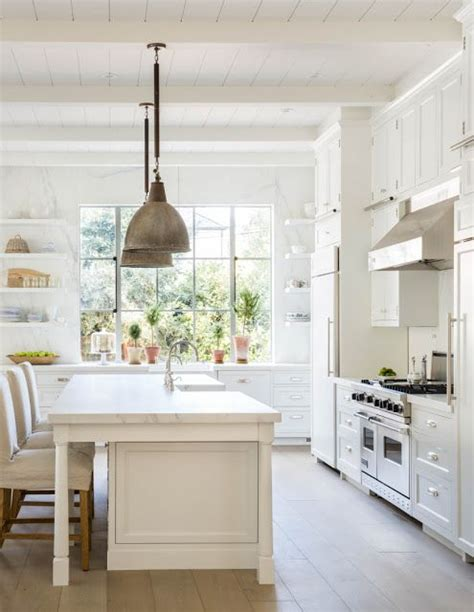 modern farmhouse decor kitchen decor inspiration 42 modern farmhouse kitchens part 1 hello lovely