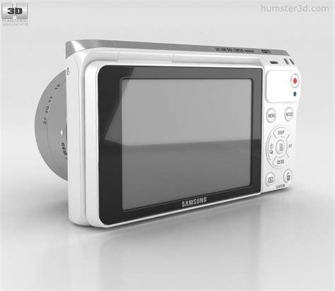 Samsung Smart Nx Mini samsung nx mini smart white 3d model humster3d