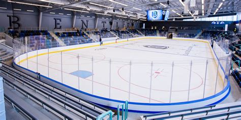 bentley hockey the bentley arena bentley