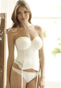Small Vanity Set Panache Evie Large Cup Bridal Basque