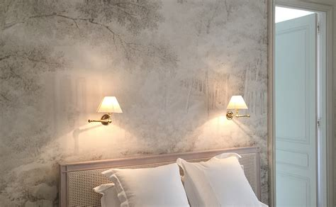 papier peint romantique chambre des papiers peints panoramiques pour la chambre 224 coucher