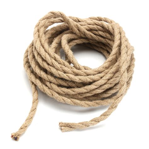Braided Power Wire - 10m 2 215 0 75mm hemp rope power cable wire wire braided
