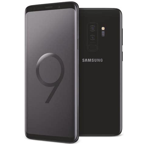 2 Samsung Galaxy S9 Samsung Galaxy S9 6 2 Quot 64go Noir Carbone