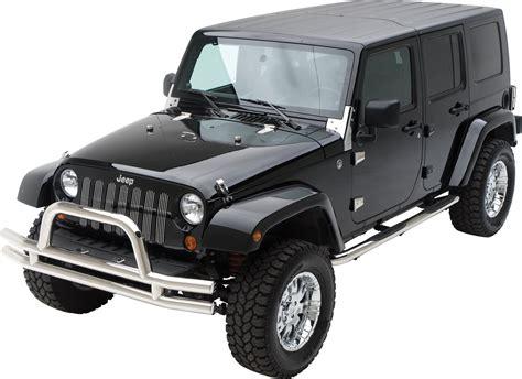 Jeep Wrangler Windshield Smittybilt Windshield Brackets For 07 17 Jeep 174 Wrangler