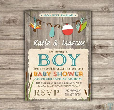Fishing Baby Shower by The 25 Best Fishing Baby Showers Ideas On