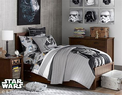 boys star wars bedroom 1000 ideas about star wars bedding on pinterest star
