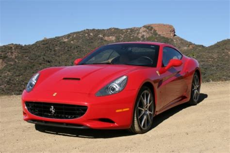 is a ferrari california hybrid model in the works