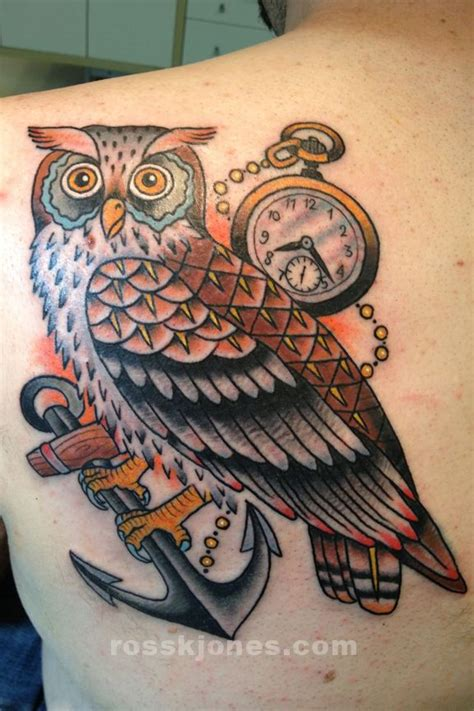 american traditional owl tattoo 1000 ideas about traditional owl tattoos on