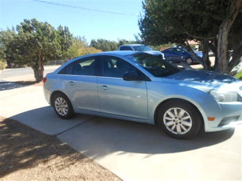 2011 chevrolet cruze for sale by owner in hesperia ca 92345