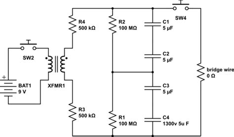 what is bleed resistor voltage i need help buiding a hv capacitor circuit electrical engineering stack exchange