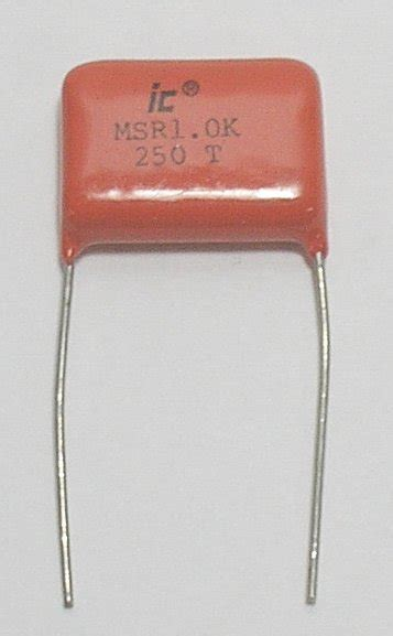 how to make capacitor in ic 1uf 250v ic capacitor