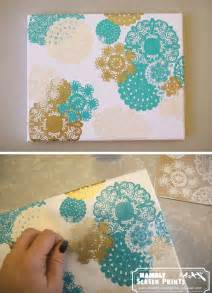 Easy Diy by Creative Fun For All Ages With Easy Diy Wall Art Projects