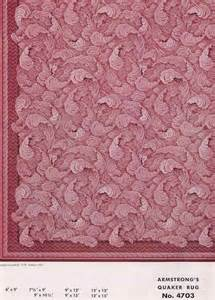 linoleum teppich 31 linoleum rugs from armstrong 1954 retro renovation