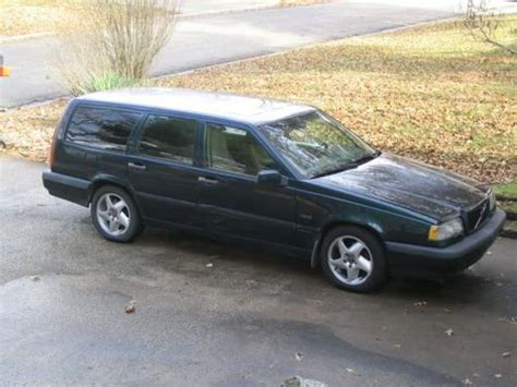 how petrol cars work 1994 volvo 850 free book repair manuals buy used 1994 volvo 850 2 3 liter turbo 4 door wagon in pittsburg kansas united states