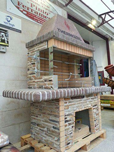 Forno E Barbecue In Pietra by Barbecue In Pietra In Muratura Grande Con Forno Per Fuoco