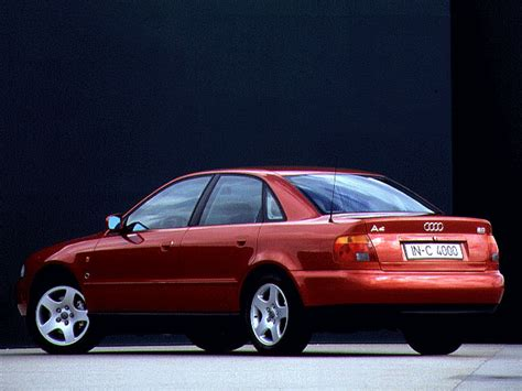 Audi A4 2 6 by 1995 Audi A4 Avant 2 6 Related Infomation Specifications
