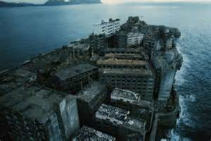 Mitsubishi Island Hashima Island Japan Research The Abandoned Project