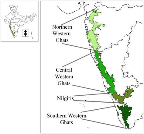 eastern and western ghats deccan plateau subratachak