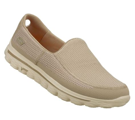 New Sepatu Skechers Skecher Gowalk 4 Gifted 53590 skechers shoe gowalk go walk 2 new slip on casual comfort loafer ebay