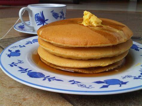 cara membuat pancake lembut dan mengembang resep pancake