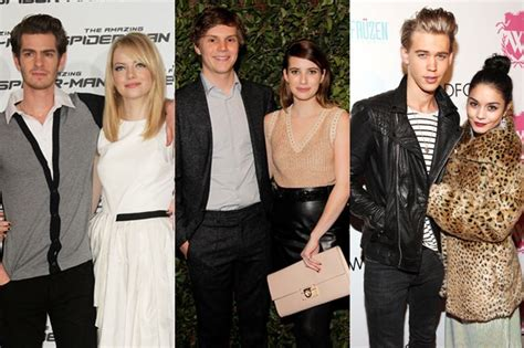 the 11 cutest celebrity couples in young hollywood plus