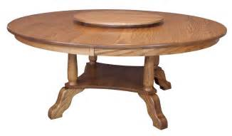 Amish Round Dining Table » Home Design 2017