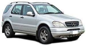 1997 2005 Mercedes Benz Ml320 Ml350 Ml500 Workshop