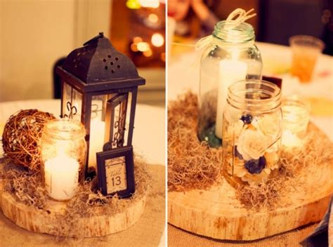rustic country wedding centerpiece ideas rustic wedding centerpieces rustic wedding chic