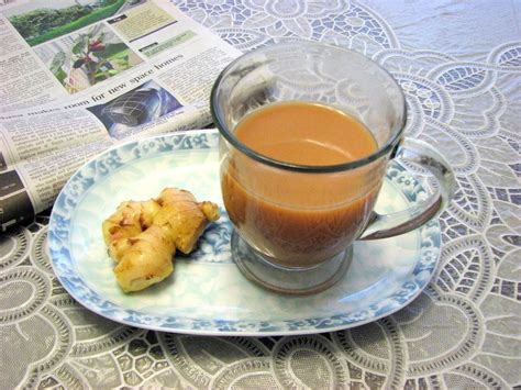 ginger milk tea teh halia oze marketing memo