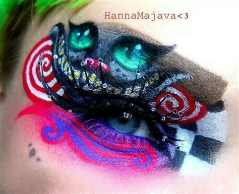 eyeliner tattoo hshire 15 best mad hatter s un birthday party images on pinterest