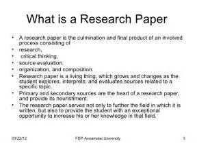 How To Write A College Research Paper by How To Write A Research Paper