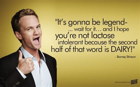 barney stinson quotes 25 unforgettable barney stinson quotes that made himym the