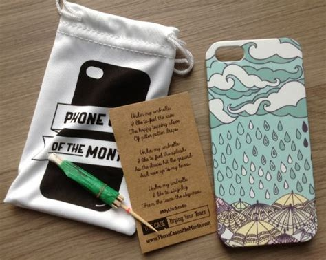 10 dollars a month box phone of the month subscription review phone box