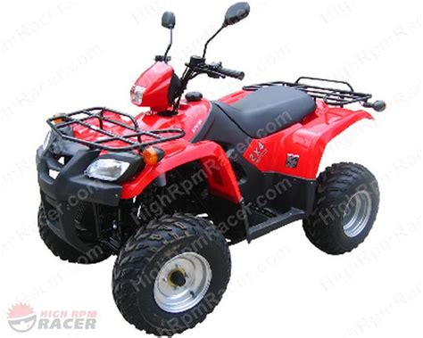 Roketa Atv 64 250cc Chinese Atv Owners Manual Om