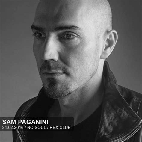 sam paganini live in rex club 24 02 2016 by